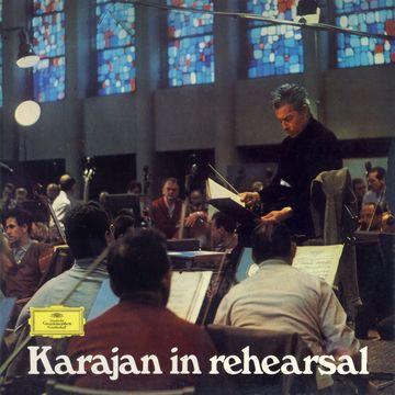Beethoven Ludwig Van - Symphony N. 9 Karajan In Rehearsal